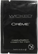 Wicked Creme Stroking And Massage Cream...