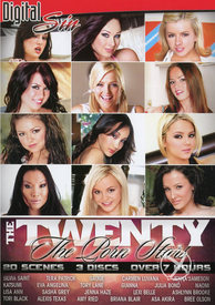 Twenty The Porn Stars {3 Disc Set}