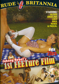 Johnny Rebels First Feature (disc)